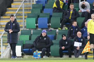 Linfield manager, David Healy admitted his side deserved to lose against Glenavon.