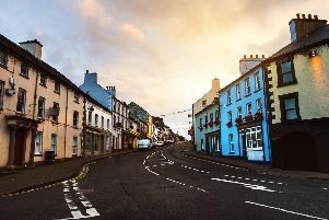 Ballycastle is situated in the Causeway Coast and Glens region of Northern Ireland (Photo: Shutterstock)