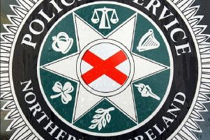 The warning was issued by the PSNI on Wednesday.