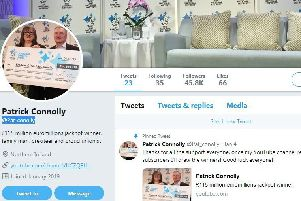 The fake Twitter account attracted almost 46,000 followers in just a few days.