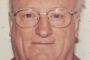 MISSING: James Fleming, known locally as 'Alec', left Craigavon Area Hospital earlier on Tuesday afternoon.