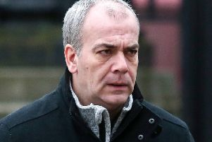 Colin Duffy is one of three men facing terrorism charges