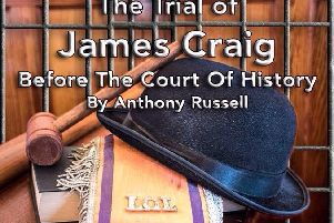 The Trial of James Craig before the court of history'
