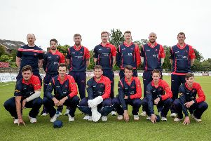 The Northern Knights team. Credit �INPHO/Laszlo Geczo