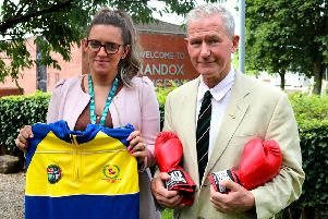 Randox supports local boxing club