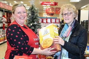 People of Lurgan urged to help with charity food collection