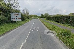 Ballynamoney roundabout. Photo courtesy of Google