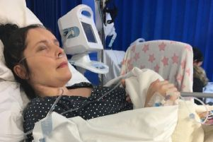 'My 17 days in a coma fighting pneumonia and sepsis in ICU'
