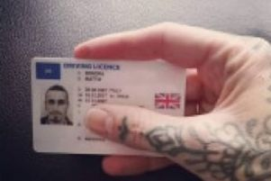 Police warn over fake driving licence scam.