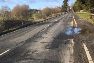 Concern over state of roads
