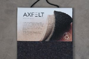 Ulster Carpets has bought over Axfelt.