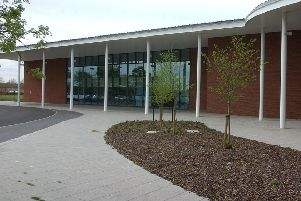 Central Beds Council offices  Chicksands