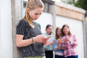 Phone ownership more likely to put kids at risk of bullying