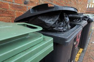 Black bins could become a three-weekly collection