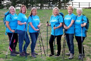Nurses from Bedfordshire hospice take on marathon fundraising trek