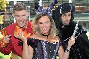 Snow White takes to the stage in Dunstable