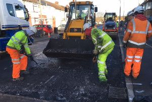Luton Council will be carrying out a programme of surfacing works