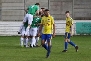 Barton Rovers were held by Aylesbury United on Saturday