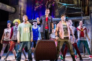 American Idiot takes to the stage at the Grove Theatre