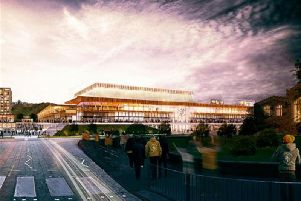 How a new stadium at Power Court will look