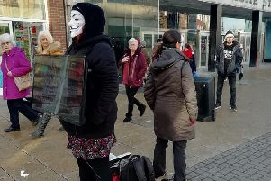 The Cube of Truth, December 2018