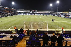 Luton Town are top of League One