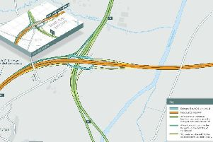 Road scheme paves the way for improvements at the Black Cat roundabout