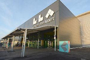 'Lost' pilot heavily fined for causing chaos after flying into Luton airport's controlled airspace