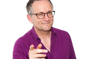 Dr Michael Mosley is heading to Dunstable