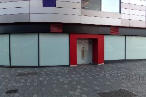 Five Guys in Luton has closed down