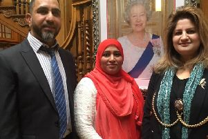 Luton family who battled to give their daughter a chance of life become British citizens