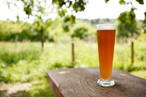 There are few better places to enjoy a drink than in a beer garden