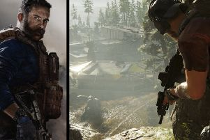 Ghost Recon Breakpoint and CoD Modern Warfare