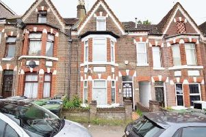 Cardiff Road, Luton'Just a short walk from the town centre is this ground floor studio apartment. 'On sale for 80,000.'Picture: Zoopla'Copyright: other