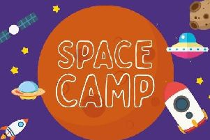 Space camp.