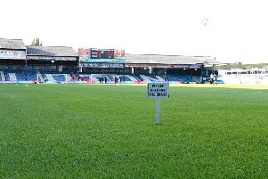 Luton are back at Kenilworth Road this weekend
