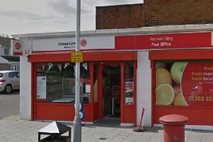 Hockwell Ring post office