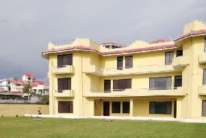 The building for the school has been secured in Islamabad