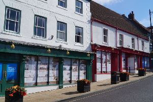The future of these Caistor buildings is up for discussion