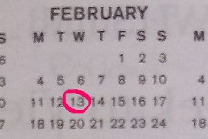 What happened this day in history: February 13 EMN-191202-164224001