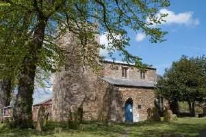 St Peter's Church at Normanby by Spital EMN-190803-220000001