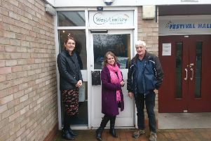 Market Rasen Town Council is preparing to move its base into the former West Lindsey office attached to the town's Festival Hall EMN-191004-143334001