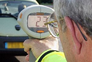 Speeding drivers will be targeted