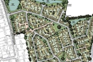 Planners give go ahead for 102 homes on Rasen development