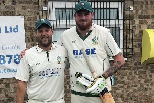 Dale Chambers and Dan Quinlan added an unbroken stand of 192 as Rasen had slumped to 72-6 EMN-190508-110752002