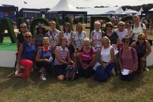 Market Rasen Golf Club ladies' section took a trip to see the Women's British Open at Woburn last weekend EMN-190508-114307002