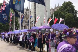 Lincolnshire women's pensions campaigners 'furious' at judicial review decision