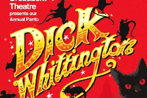 Dick Whittington at the Broadbent Theatre