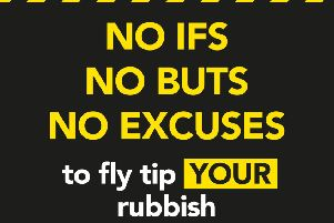 Let's SCRAP fly tipping