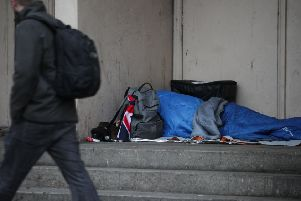 Helping to tackle rough sleeping